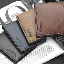 Небольшой кошелек без застежки (книжка)