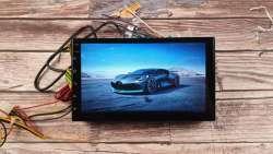 """Автомобильная 2DIN-магнитола iMars на Android: сенсорный экран 7"""", GPS, Bluetooth, Wi-Fi и камера заднего вида"""