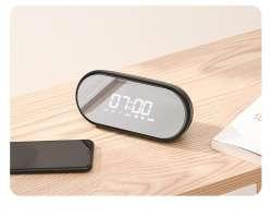 Baseus E09 – 4 в 1: часы-будильник, блютуз колонка, FM радио и ночник