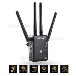 Двухдиапазонный роутер/-репитер WAVLINK WL-WN575A3 AC1200 или Wi-fi по всей большой квартире