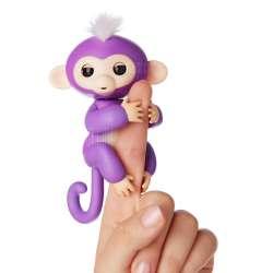 Обзор интерактивной обезьянки-робота