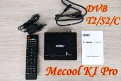 Mecool KI Pro - обзор и тестирование гибридного TV Box на Amlogic S905D с тюнером DVB T2/S2/C