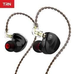 Наушники TRN BA8 - Восьмидрайверные арматуры с ярким и хорошо детализированным звучанием