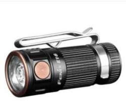 Обзор фонаря Fenix E16 Cree XP-L HI - теплая малютка с необычной TIR