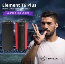 Tronsmart Element T6 Plus портативная колонка с Bluetooth 5.0, мощностью 40W Max и TWS