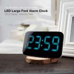 Настольные светодиодные часы TTJ-015