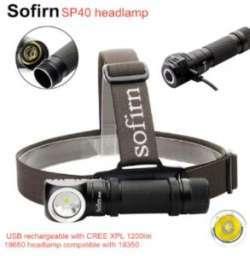 Обзор налобного фонаря Sofirn SP40 - недорого, универсально