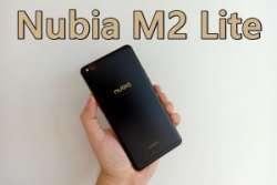 Nubia M2 lite как ответ на вопрос: какой смартфон купить, если есть $100?