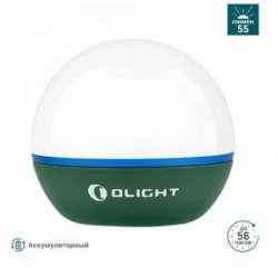 Обзор OLIGHT OBULB - маленькая кемпинговая лампа с теплым светом