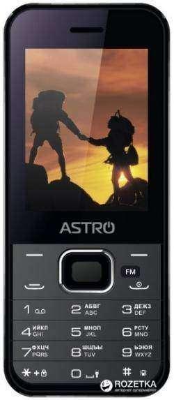 Обзор двухсимочной звонилки Astro A240