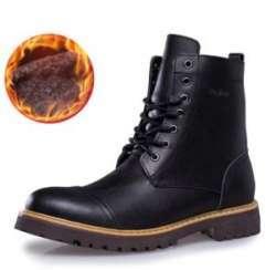 Зимние ботинки с Алиэкспресс. Как 'мартинсы', только 'Valstone '