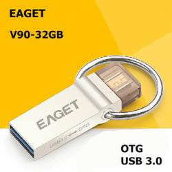 EAGET V90 Ultra Mini USB Flash Drive USB 3.0 OTG