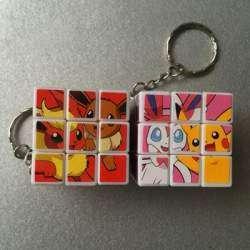 Кубик Рубика с покемонами для фанатов