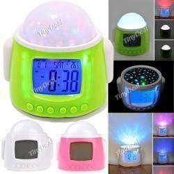 Часы-будильник с проектором звездного неба