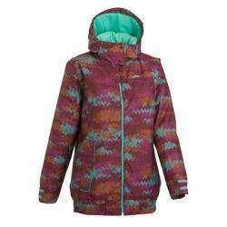 Обзор женской лыжной куртки WED'ZE из магазина Декатлон