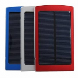10000mAh Solar Portable Power Bank