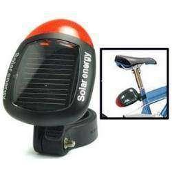 Задний велофонарь на солнечной батарее или Solar Power Bike Light