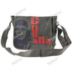 Messenger Bag или сумка Кубинского почтальона