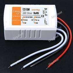 LED Driver для светодиодных лент 12 Вольт 18 Ватт