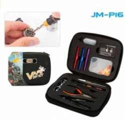 JAKEMY JM-P16 - набор из 12 предметов для вейпера 2015 года