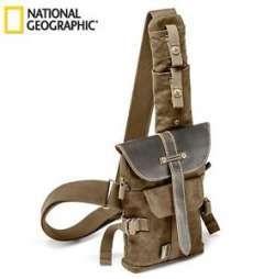 Обзор слинга National Geographic NG A4567. Сравнение с Alpaka Air Sling