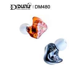 Обзор наушников Dunu DM-480 - умеренный нрав