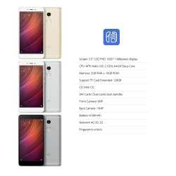 Xiaomi Redmi Note 4 версия 2/16