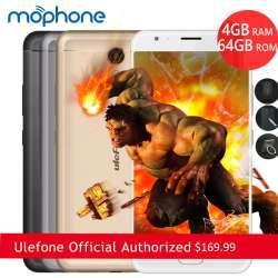Ulefone Power 2 - обзор смартфона с огромной батареей