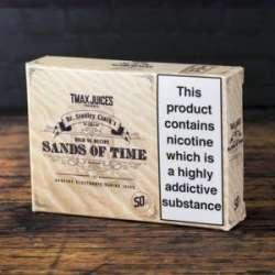 Британская премиальная жидкость Tmax Juices - первый взгляд!
