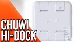 Chuwi Hi-Dock W-100 - обзор зарядного устройства