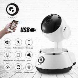 IP камера Digoo BB-M1, за эти деньги она еще и вращается, и ONVIF поддерживает!