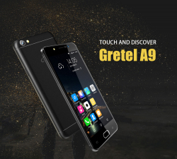 Обзор смартфона Gretel A9 - нет слов, одни эмоции
