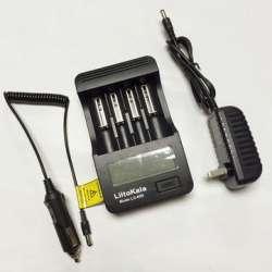 Небольшой обзор зарядки LiitoKala Lii-400: разбор, сравнение с Lii-500