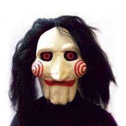 Отличная маска из х/ф 'Пила' Saw Jigsaw Puppet Mask