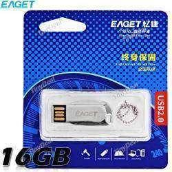 Обзор и тест драйв неплохой, защищенной флешки (EAGET) T3 16GB