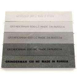Точильные камни Grinderman из карбида кремния для Edge Pro