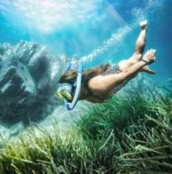 Обзор AMEO POWERBREATHER BEACH EDITION - 'плавай, как акула'(с)