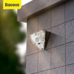Уличный светильник Baseus: датчик движения, аккумулятор, солнечная панель и яркий свет