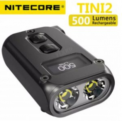 Обзор наключного фонаря Nitecore TINI2