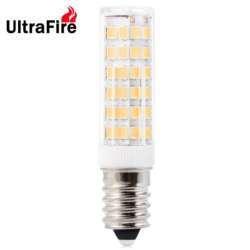 Недорогие LED лампы UltraFire 9W с цоколем E14