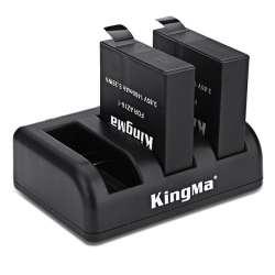 Зарядное устройство для аккумуляторов экшэн камер