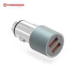 Автомобильное зарядное устройство Tanggood с двумя портами QC 3.0