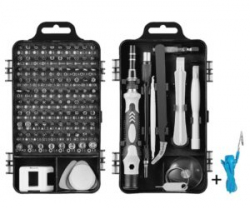 Набор инструментов для ремонта мелкой электроники - Firecore 110 в 1