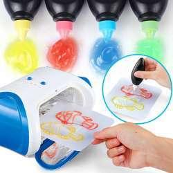 Детский '3D принтер' для создания уникальных игрушек.