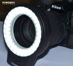 Обзор кольцевого фото осветителя Yongnuo WJ-60