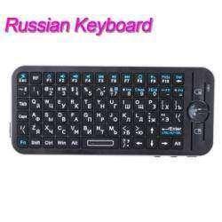 Ipazzport KP-810-16A беспроводная аэромышь + клавиатура с русскими буквами
