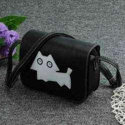 Мимимишная непрактичная женская сумка (кожа чистокровного PU)