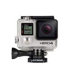 Обзор GoPro Hero 4 Black - мощнейшей из экшн-камер GoPro