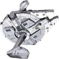 Металлический конструктор Millennium Falcon из Звездных войн