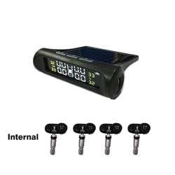 Система контроля давления в шинах (TPMS) с внутренними датчиками.